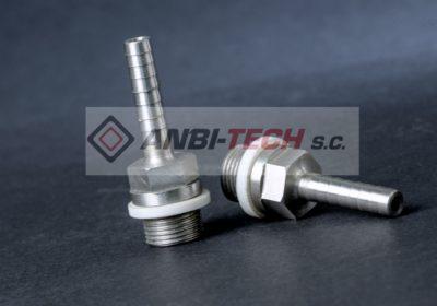 Toczenie CNC – aluminium, stali nierdzewnej