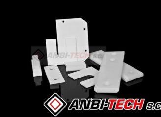 Frezowanie CNC detale z tworzyw sztucznych PA PE PTFE toczenie CNC