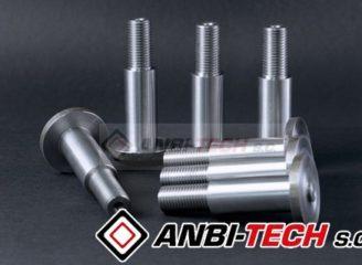 Toczenie CNC Deatale toczone i frezowane ze stali i stali nierdzewnej
