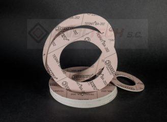 Wycinanie CNC uszczelki plaskie kolnierzowe