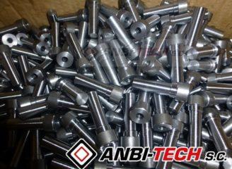 Toczenie CNC Deatale toczone ze stali automatowej