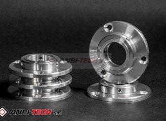 Detale toczone i frezowane z aluminium PA6 PA11 frezowanie i toczenie