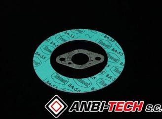 Wycinanie CNC uszczelek z klingierytu z gambitu